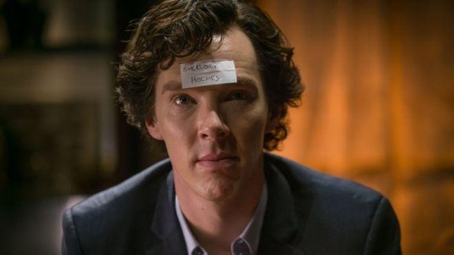 TV drama Sherlock wins Radio Times audience award at Baftas - BBC News