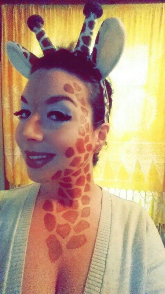 10 best zoo life images on Pinterest | Giraffe costume, Halloween ...