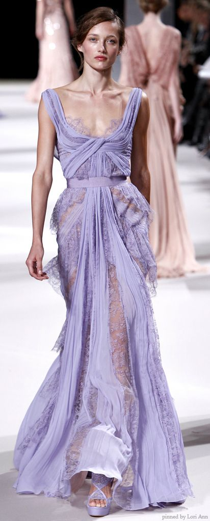 Elie Saab Couture Spring 2011