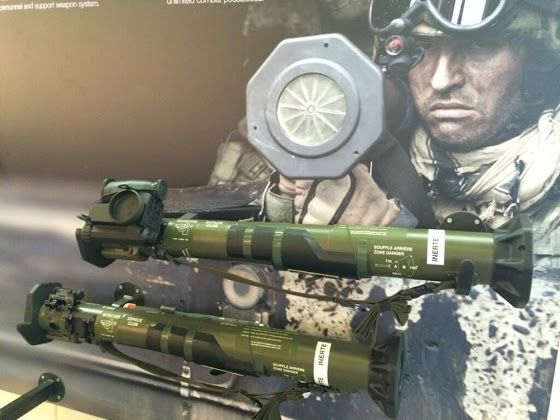 Saab to supply new generation AT4 to the French armed forces