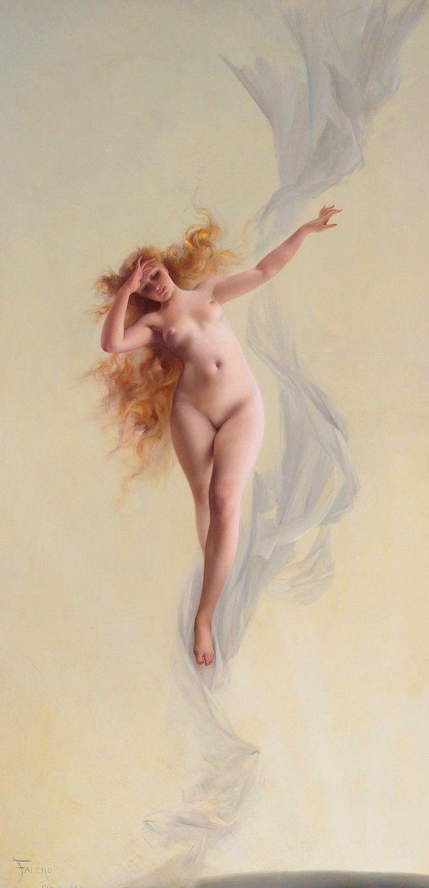 Испанский художник Луис Рикардо Фалеро.