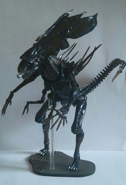 Queen Alien, Aliens 1986