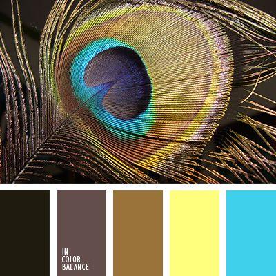 Color Palette No. 2340