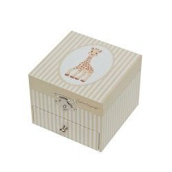 Sophie the Giraffe Cube Music Box | Les Folies | Nell and Oll