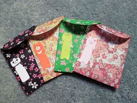 a little too free : DIY Red Pockets