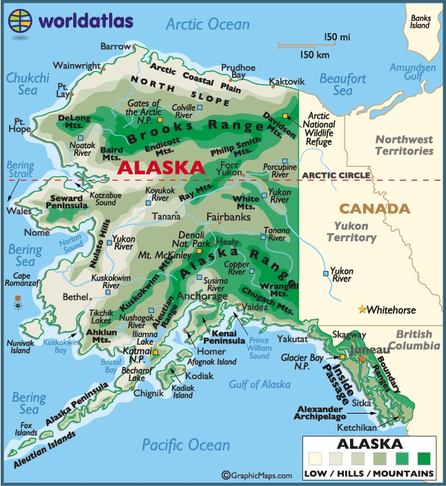Best Alaska Maps Images On Pinterest Alaska Travel Alaska - Alaska usa map