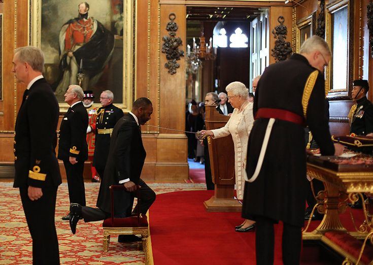 Sir Lenny Henry says being knighted by the Queen is 'wonderful' and 'mind-blowing' - Photo 2