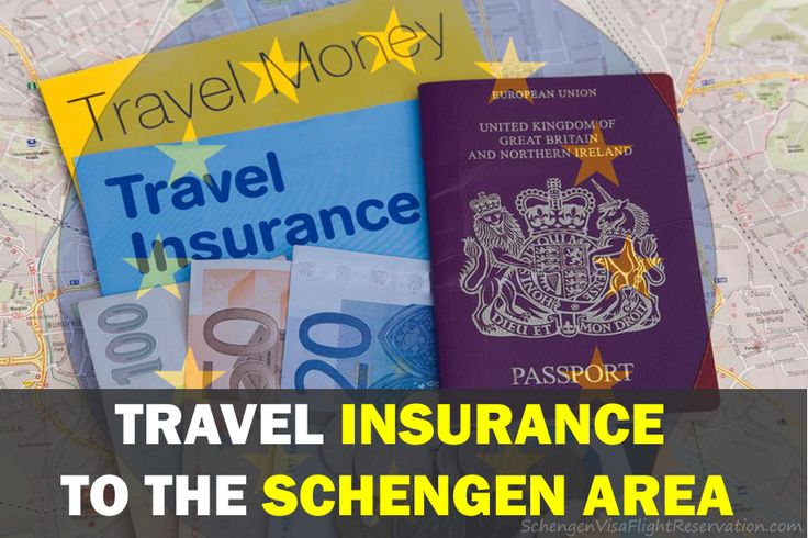 Who Needs a Travel Insurance to the Schengen Area?