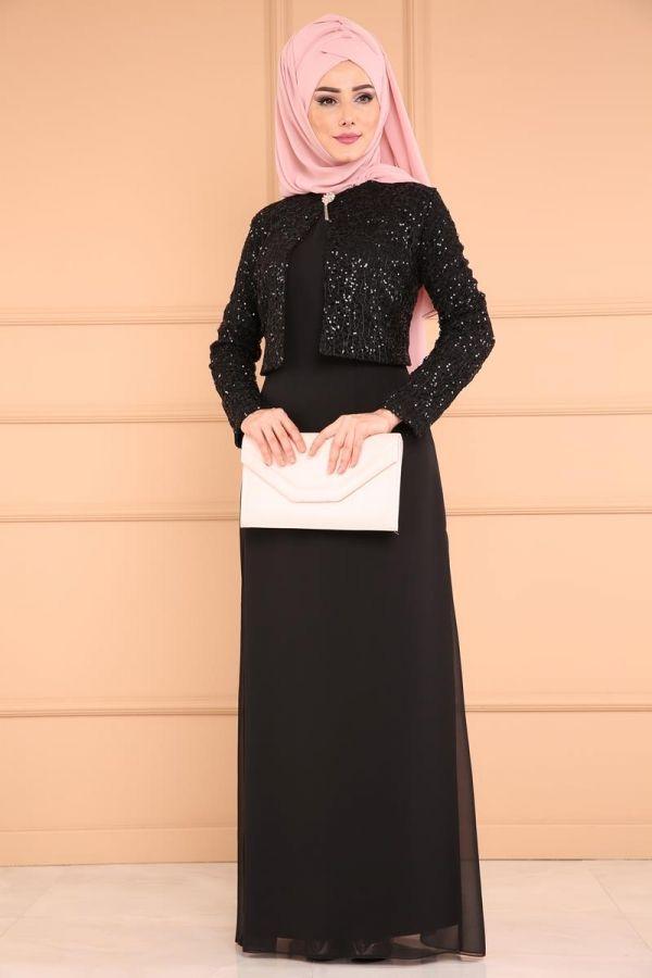 Armine Giyim Marka Altin Renk Bayan Takim Tesettur Elbise Hijab Fashion Dresses For Work Fashion