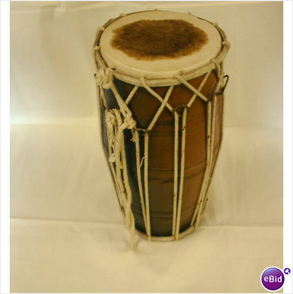 Tom Tom Drum ~ Vintage african tom drum cm tall for sale