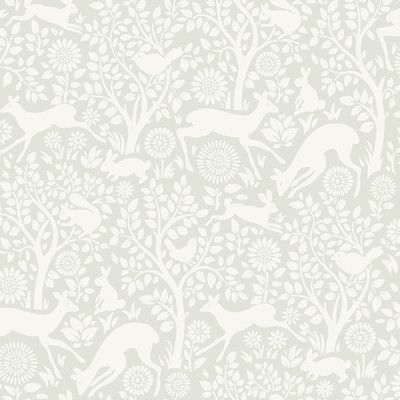 """Found it at Wayfair - Hide and Seek Anahi Forest Fauna 33' x 20.5"""" Wildlife Embossed Wallpaper                                                                                                                                                                                 More"""