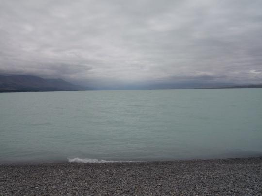 Lake Pukaki/New Zealand