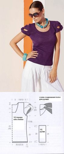 Вязание на МАШИНЕ(модели с описанием)