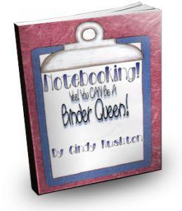 cindy: Writersread Notebooks, Writers Reading Notebooks, Homeschool Notebooks, Notebooks Organizational Stuff, Lapbooking Notebooks