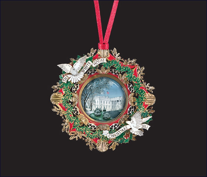 1000+ Images About White House Christmas Ornaments On
