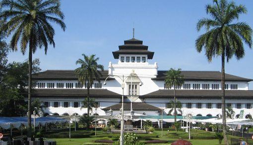 Bandung Kota Wisata Terpopuler Ke-21 di Dunia