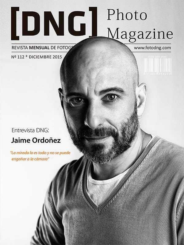 Descarga de la revista DNG Photo Magazine número 112 en su versión gratuita en pdf, disponible todos los meses el día 1 en las Apps DNG para iOS y Android