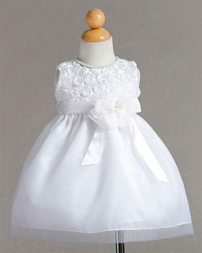 Baby Girls Flower Tulle Dress