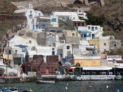 Ammoudi Port