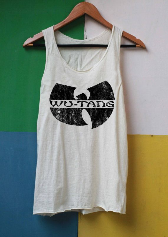 Wu Tang Clan Shirts Tank Top TShirt Top Softly Women – size S M L on Etsy, $14.99
