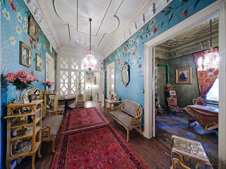 tevfik cenani mansion - nedret butler's mother hatice muazzez ercan's residence, çengelköy, istanbul, turkey
