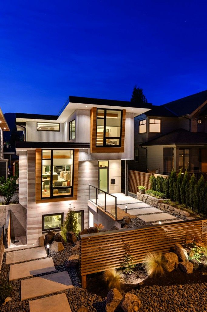 Contemporary 4 Best  Green  Homes Design For A Future Luxurious Residential