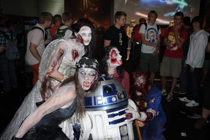 Zombie meets Star Wars