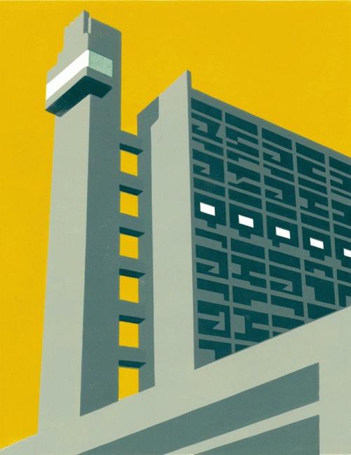 D Printing Exhibition London : Anotherdesign kathykavan trellik tower print paul