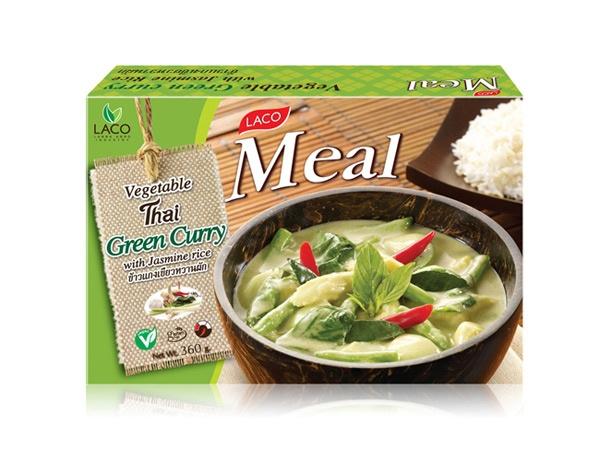 Prompt Design упаковал замороженные тайские блюда