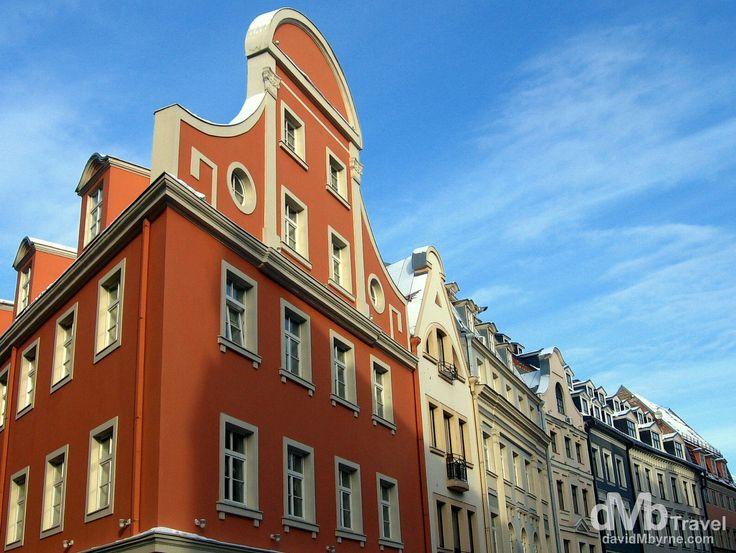 Old Town, Riga, Latvia | dMb Travel - Travel with davidMbyrne.com