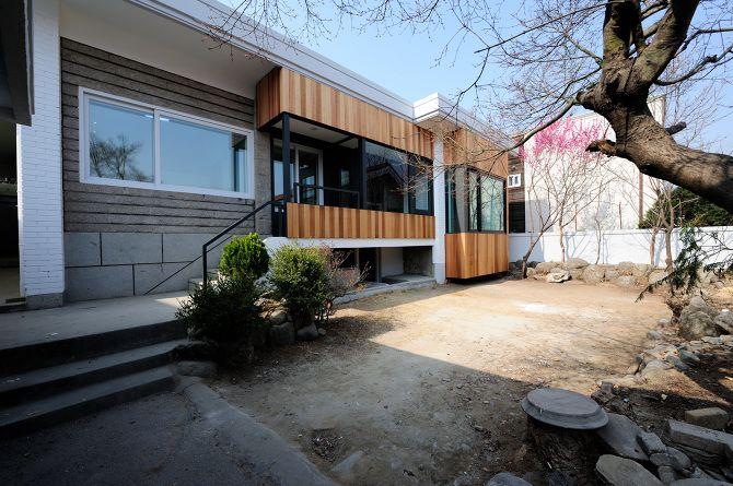 연희동 단독주택 - renovation
