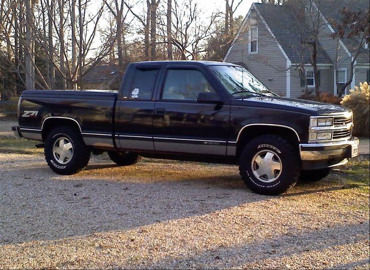 97 black chevy z71 | 1998 Chevrolet Silverado 1500 Extended Cab - Chesterfield, VA owned by ...