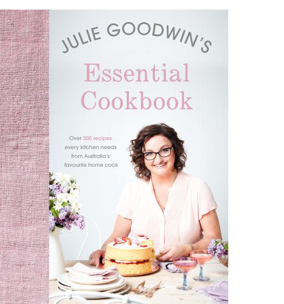 Julie Goodwin - recipes, books, blog and more - all of your favourite dishes from Australia's First MasterChef - cook, live love
