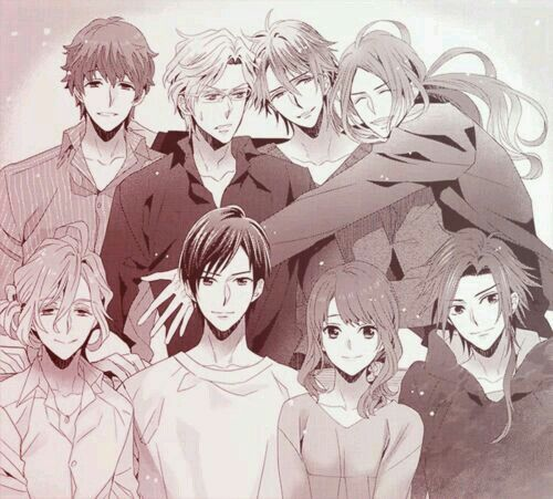 brother conflict manga ita - 17 Best images about Animation & Anime on Pinterest  Manga, Belgium and Wands Manga Art Style