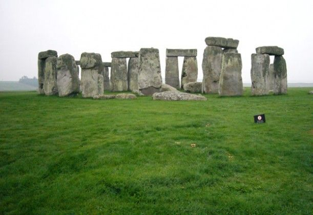 Willy x stonehenge