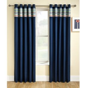 curtains Striped
