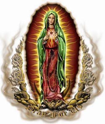 100 imágenes de la Santísima Virgen de Guadalupe - Reina de México y Emperatriz de América - La Guadalupana   BANCO DE IMAGENES (shared via SlingPic)