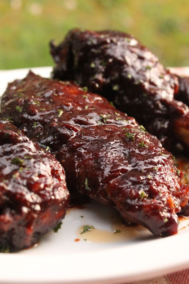 Soul Food Style Baked Barbecue Turkey Wings