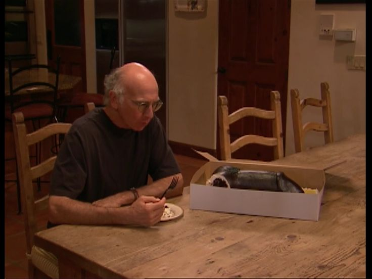 Curb Your Enthusiasm Penis Cake 18