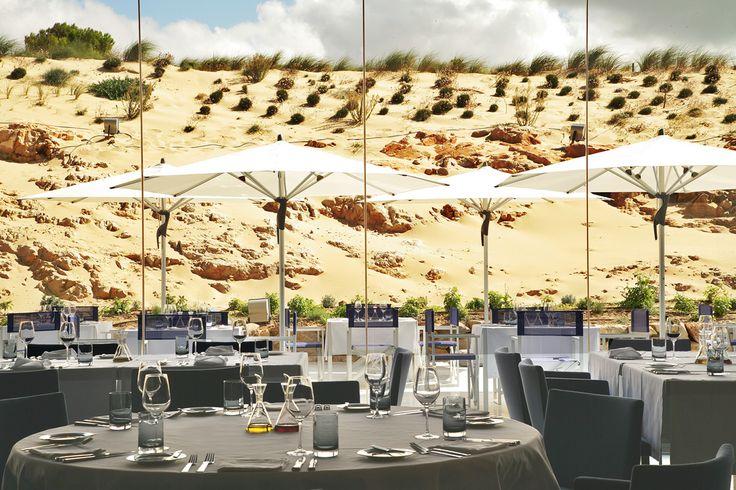 El magnífico e inspirado Hotel The Oitavos propone una experiencia gastronómica que se basa en una cocina auténticamente portuguesa