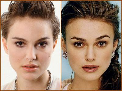 Natalie Portman & Keira Knightley   Keira knightley ...