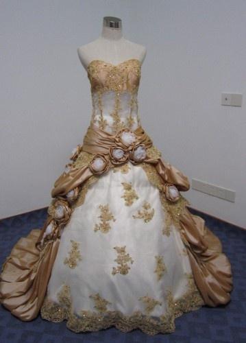 It's a Princess Belle dress!