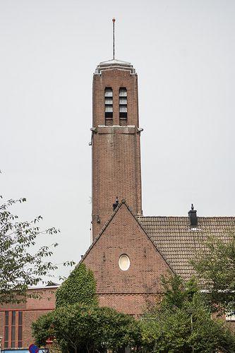Apostolisch Genootschap Heijplaat Rotterdam #Heijplaat #Port #Rotterdam #010 #Holland #Dutch #Harbor #Dock #City #Urban #Life #Buildings #Nature #Roffa #Netherlands #Canon #700D