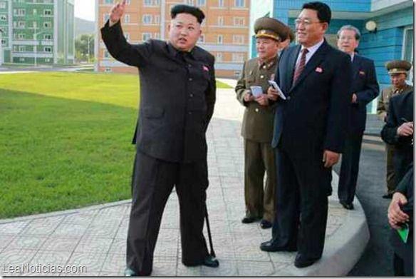 """""""Reaparece"""" el líder norcoreano Kim Jong-un luego de más de un mes sin mostrarse en público - http://www.leanoticias.com/2014/10/14/reaparece-el-lider-norcoreano-kim-jong-un-luego-de-mas-de-un-mes-sin-mostrarse-en-publico/"""