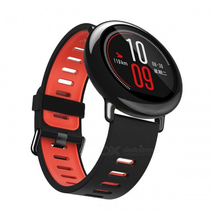 Xiaomi Huami AMAZFIT Pace Sports Smart Watch - Black (English Version) - Free Shipping - DealExtreme