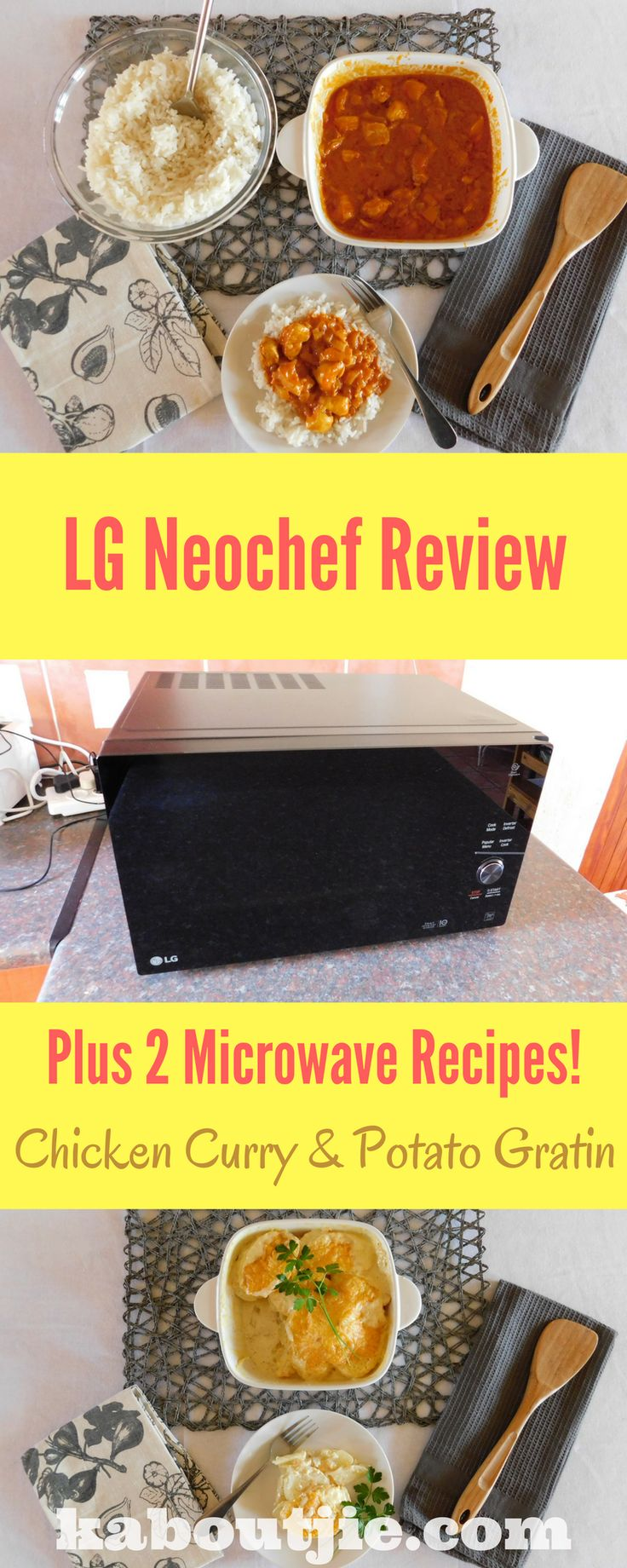 LG Neochef Microwave Review    The LG NeoChef microwave is simply amazing, check out my full LG Neochef Microwave Review to see what this microwave is capable of!    #LGNeoChef  #sponsored   #LGSouthAfrica  #LGHomeAppliances