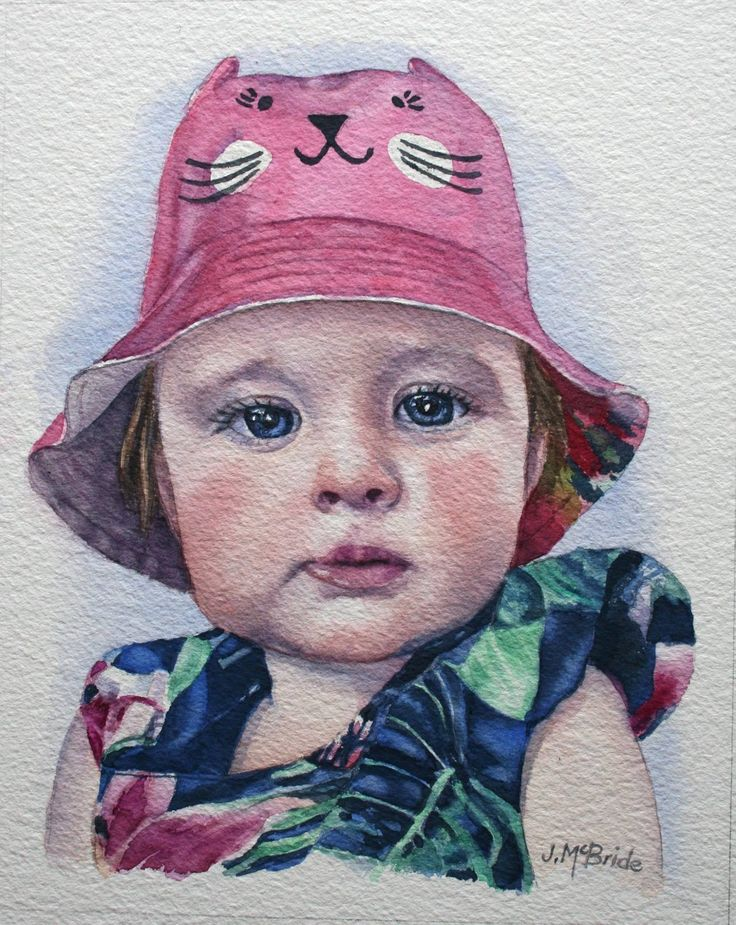'Florence', watercolour