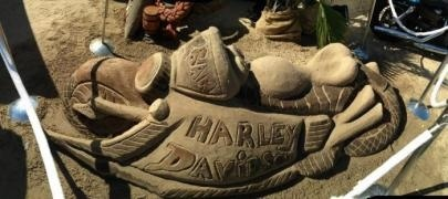 Sandcastle Harley