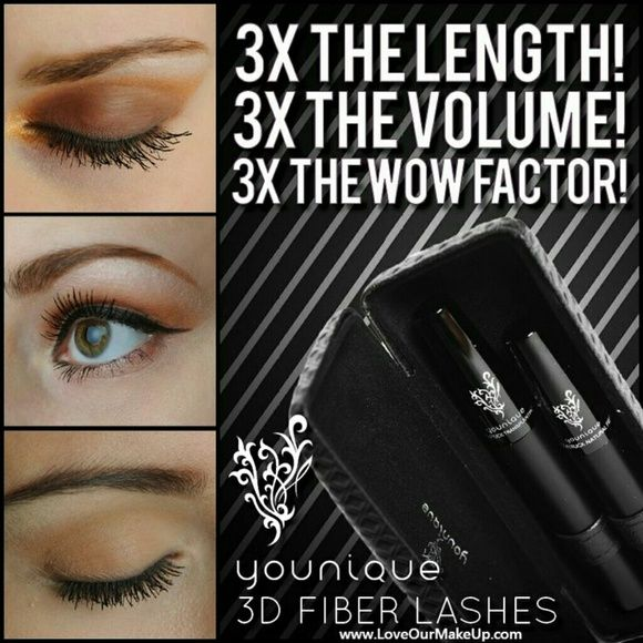 624fd3913d3 Younique 3D Fiberlash Mascara $25 I have 5 of these, so if you want to  purchase please lmk and I'll make a separate listing. The only true Fiberlash  Mascara ...