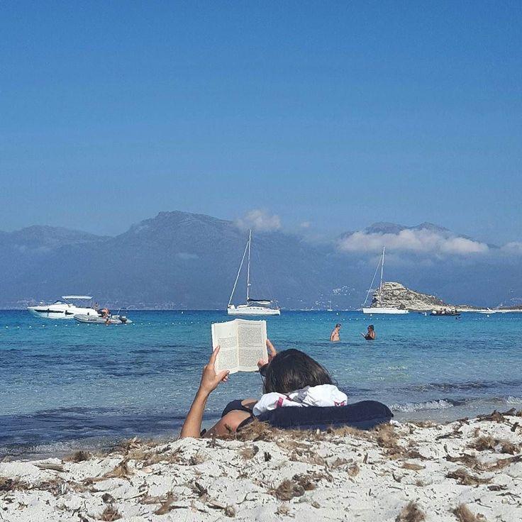 """The place where we'd like to be today... {Corsica August 2016}  La nostra partenza si avvicina e noi siamo in un turbine. Ci ripetiamo """"stay calm"""" ma... Va beh! Anche a voi prende un mix di gioia e ansia prima di una partenza?  Oggi su YouTube esce il nuovo video sulla Corsica. Iscrivetevi al canale per vederlo!(link in bio)   #Corsica #PataFrance #PDream17 #Francia #France #travelcolorfully #discoverglobe #theglobewanderer #keepotwild #cntraveler #livethelittlethings #gotourism…"""